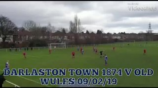 Darlaston Town vs Old Wulfrunians 9 February 2019