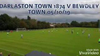 Bewdley Town 5 October