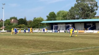 Martin Tuohy Goal - Herne Bay v Canvey Island - Saturday 21st July 2018