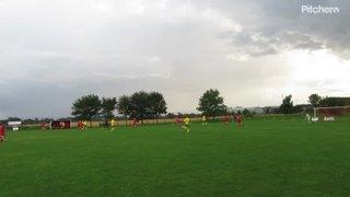 Clee Town U21s v Grimsby Borough 30.08.17 - Clee 1st Goal