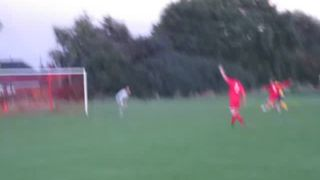 Clee Town U21s v Grimsby Borough 30.08.17 - Clee 2nd Goal