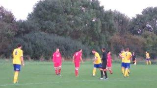 Clee Town U21s v Grimsby Borough 30.08.17 - Clee 3rd Goal