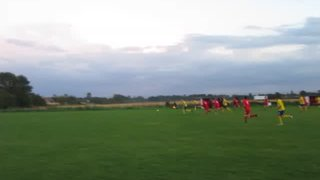 Clee Town U21s v Grimsby Borough 30.08.17 - Clee 4th Goal