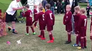 Under 8's Comets Cup Presentation
