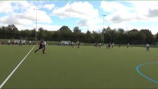 Surrey Spartans score first