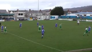 Cotterill scores third for Barry at Port Talbot Town