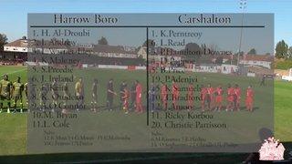 Vs Carshalton