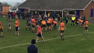 SSRFC Lineout