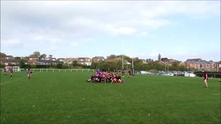 U16's vs Southwell...what a memorable victory..its all about discipline chaps.