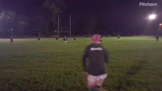 Brockleians Rugby Training October 2017