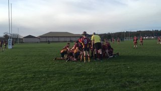 181201 U18 Try to Robbie Milligan