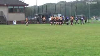 191005 U16 Tries v Gordonstoun