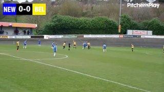 Newcastle Town vs Belper Town