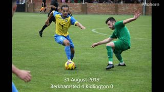 Berko v Kidlington 31/8/19 by Richard Solk