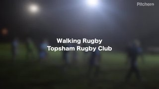 Topsham Walking Rugby