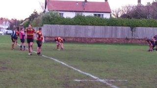 James Cook's Winning Kick
