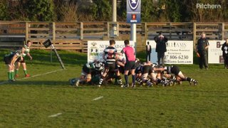 'Well done Scrum!' (1st XV v Tottonians 18.02.17)
