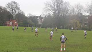 Hove v EGRFC Colts 2.12.18