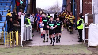 West Leeds v Odsal Sedbergh Sirens - 1 April 2018 - Womens Rugby League Association Plate Final