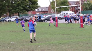 West Leeds Eagles Mixed tag teams - Day 2 of the Memorial Day and Cash for Kids Fund raising weekend - 16 Sept 2018