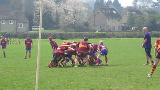 Dursley RFC v NBRFC 3