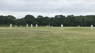 Dunvant CC Vs Pontyberem 7th July 2019