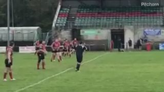 Dunvant 2nds Vs Bridgend Athletic 12th Oct 2019