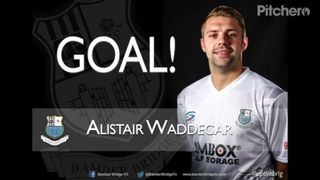 Ali Waddecar Goal Glossop 240318