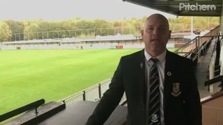 Neil Reynolds Interview v Basford 20/10/18