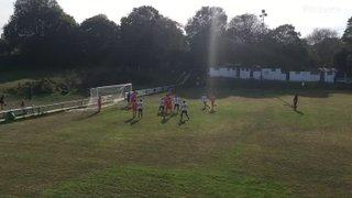 Swans 0 Gillingham Town 5