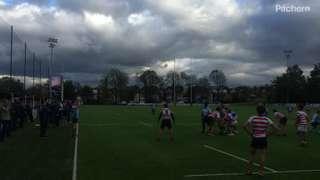 2017 11 05 Rosslyn Park v  Warlingham U16 1st XV