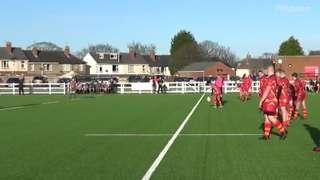 Red V W Hart 1st Half Pt 1