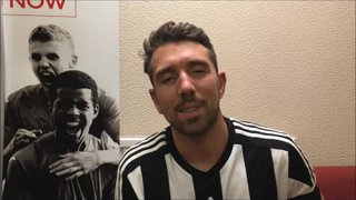 26-9-2017 - Grantham Town v Sutton Coldfield Town - Post Match Interview with Grantham Town's Rhys Lewis