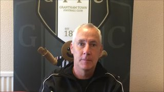 25-8-2018 - Grantham Town v Scarborough Athletic - Post Match Interveiw with Ian Culverhouse