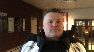 9-3-2019 - Witton Albion v Grantham Town - Post match interview with Grantham Town Joint Manager Paul Rawden
