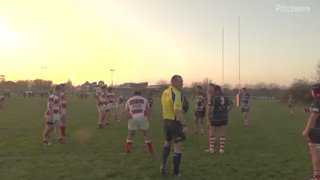 Great line out work and score