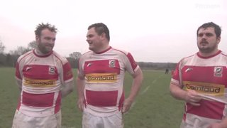 After match chat with Cam Robbo and Olly