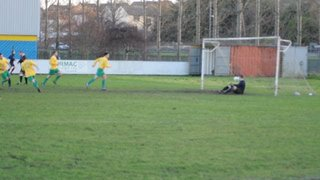 Greenfield (A) - Mawddach Challenge Cup Rd2 - 11/01/2014