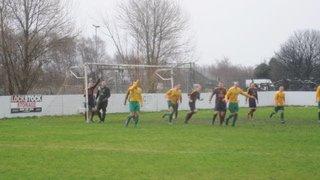 Greenfield (A) - Take Stock Van Hire Cup Semi Final - 01/02/2014