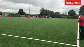 Bedfont Sports Club v Barnes Eagles