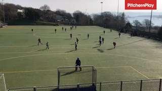 45:00 - Goal - Plymouth Uni B (H)