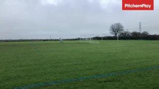 19:24 - Goal - Tattenhoe U14 Whites (H)