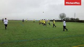 06:51 - Goal - Wingrave Juniors U14 (H)
