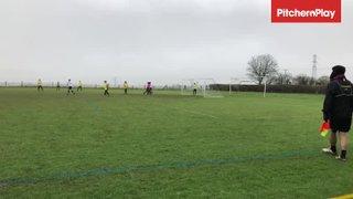 21:08 - Own Goal - Wingrave Juniors U14 (H)