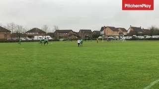 03:39 - Goal - MK Wanderers U14 Hawks (A)