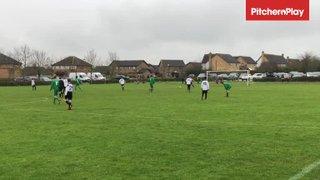 24:47 - Goal - MK Wanderers U14 Hawks (A)