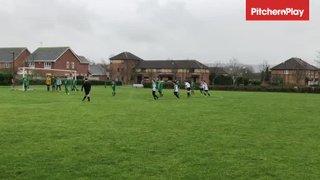 37:20 - Goal - MK Wanderers U14 Hawks (A)