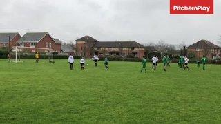 44:00 - Goal - MK Wanderers U14 Hawks (A)
