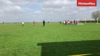 20:22 - Goal - Willen U14 Slayers (H)