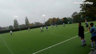 23:16 - Richard Wilkinson Goal